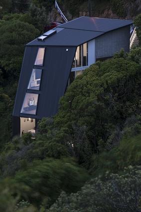 Housing Award: 45 Degree House by Ballara Bulman Chin | bbc architects.