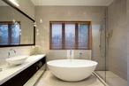 Oratia bathroom