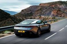Aston Martin's resurgence