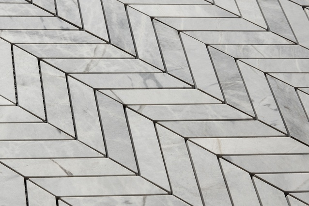 The Artesserae mosaic tile range by Artedomus.