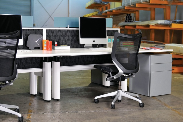 Paradigm workstation from UCI.