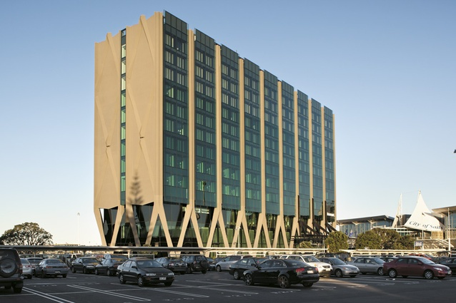 Auckland Airport Welcomes Novotel Hotel Architecture Now