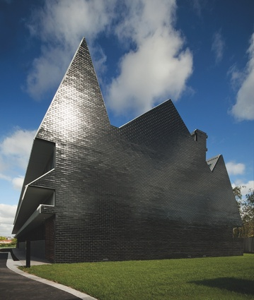 2011 Horbury Hunt Award winner, PEGS Junior School by McBridge Charles Ryan.