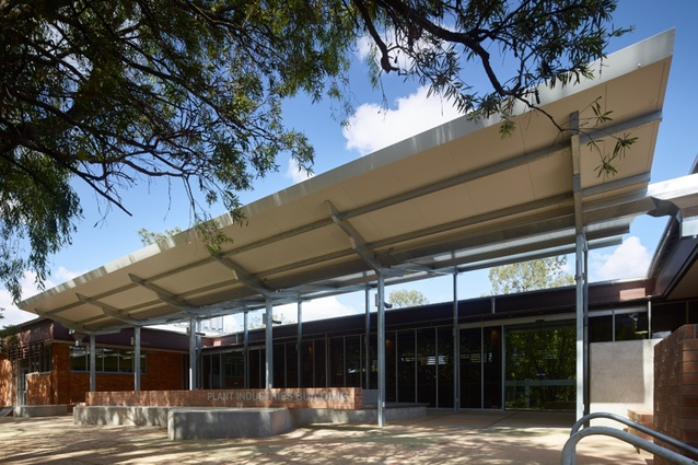 Gatton Plant Industries by DM2 Architecture