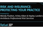 Risk &amp; insurance: protecting your practice