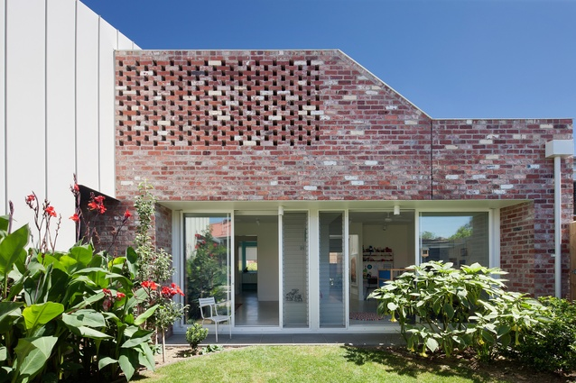 Gable House by Clare Cousins Architects.