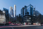 Fender Katsalidis, Cox twin towers to be among tallest in Melbourne