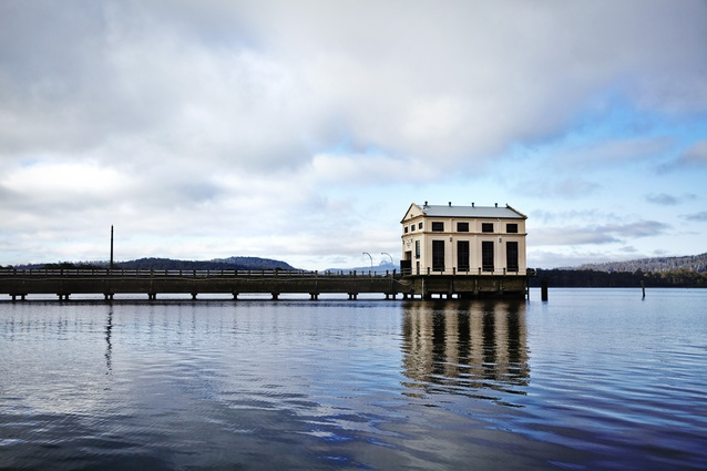 Pumphouse Point by Cumulus Studio.