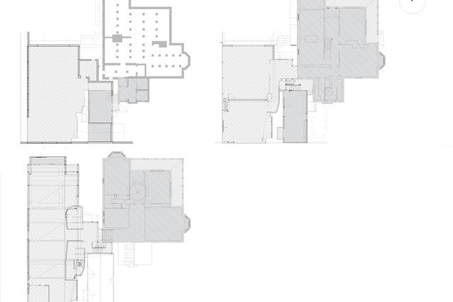 Basement floor plan.