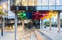 Vertical university campus opens in the heart of Parramatta Square