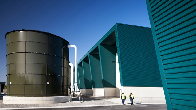 <strong>Commercial:</strong> Southern Seawater Desalination Plant by Parry and Rosenthal Architects.