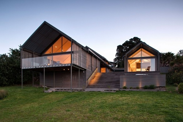 Timber design awards finalists announced architecture now for Residential architect design awards