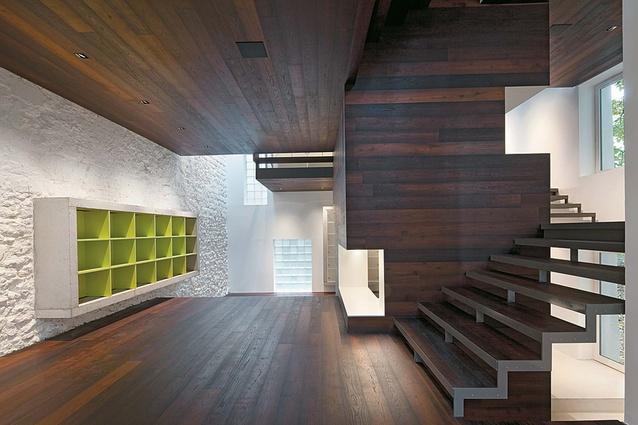 Maison Escalier.