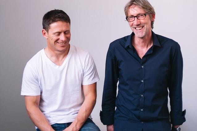 Craig Rosevear and Martin Stephenson.