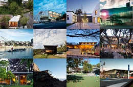 2012 New Zealand Architecture Award winners