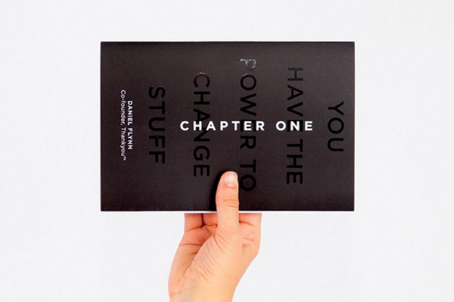 <em>Chapter One</em> by Daniel Flynn.