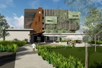 BLP releases designs for new University of Melbourne veterinary hospital
