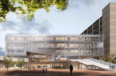 Wardle and NADAAA's Melbourne Uni design