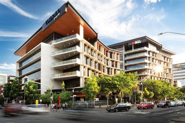 SW1 contributes to the renewal and activation of Brisbane's inner-urban fabric, creating a subtropical urban place that is sustainable.