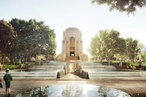 Construction of Sydney Anzac Memorial revamp underway