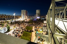Auckland Waterfront scoops accolades