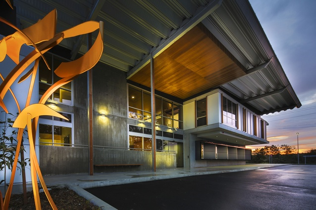 Shoalhaven Cancer Care Centre by Hassell.