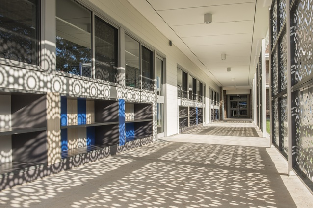 Primary Building – Bishop Tyrrell Anglican College by SHAC.