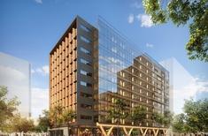Australia's tallest 'plyscraper' proposed for Brisbane