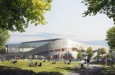 Rivers, mountains and plains: Christchurch Convention Centre