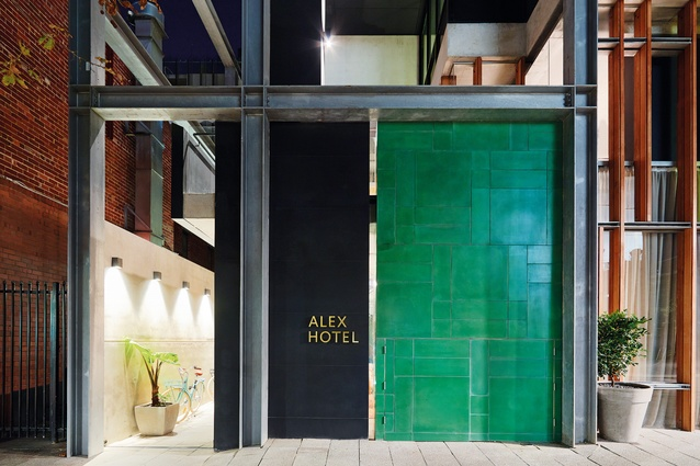 Alex Hotel by Arent&Pyke with Spaceagency