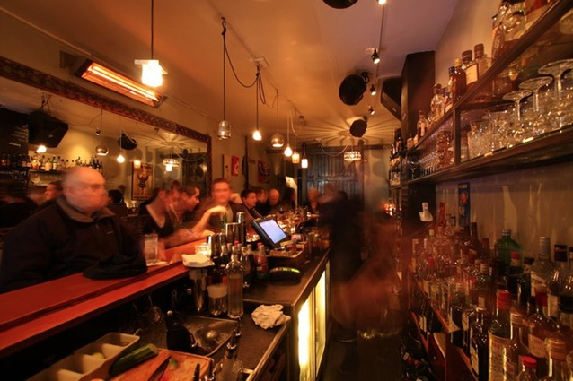 Mea Culpa: Indulge in some of the best cocktails in the country at this tiny bar that regularly makes the world's best bars' lists.