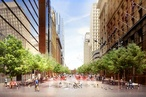 Martin Place to become urban patio