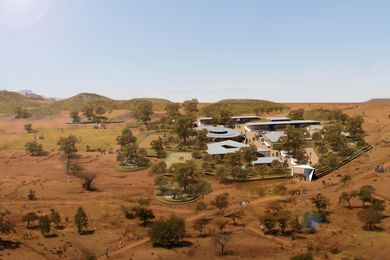 2012 Global Gold Winner, a school with passive ventilation system in Burkina Faso, Africa by Berlin-based architect Diébédo Francis Kéré.