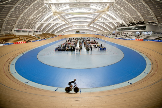 Adelaide Super-Drome by Carlo Gnezda and Sacon.