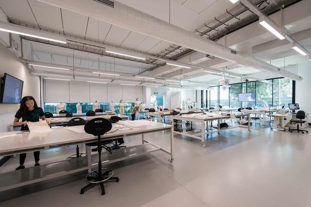 Wardles RMIT Printing Facility recast ArchitectureAU
