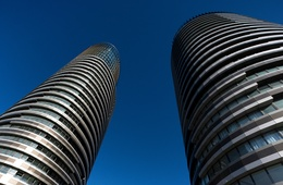 City life: Australia Towers