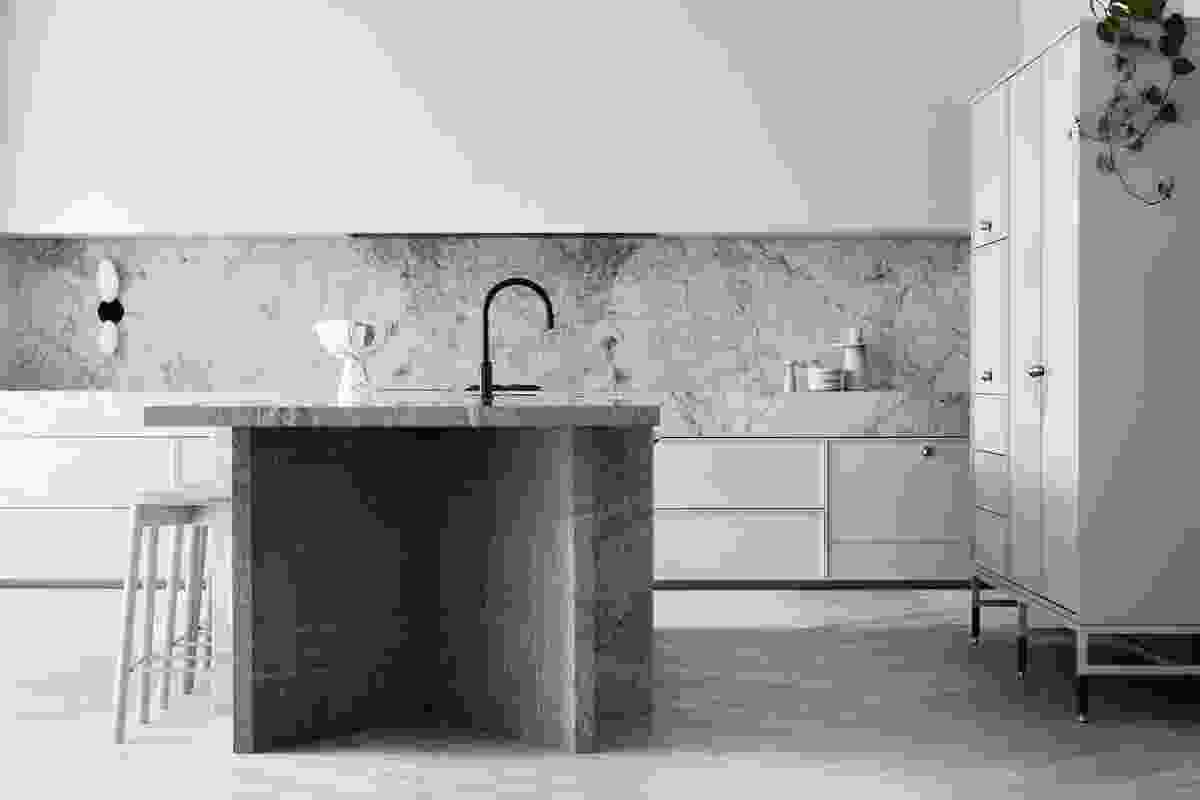 Toorak House by Lucy Bock Design Studio.