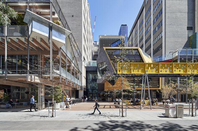 Shortlist Revealed 2018 Australian Urban Design Awards