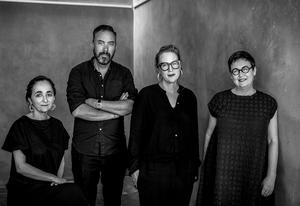 Dr. Maryam Gusheh, Kieran Wong, Emma Williamson, Justine Clark