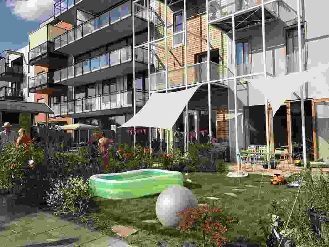 Citizen-led housing developments workshop.