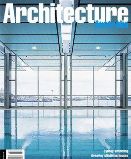 Architecture Australia, May 2001