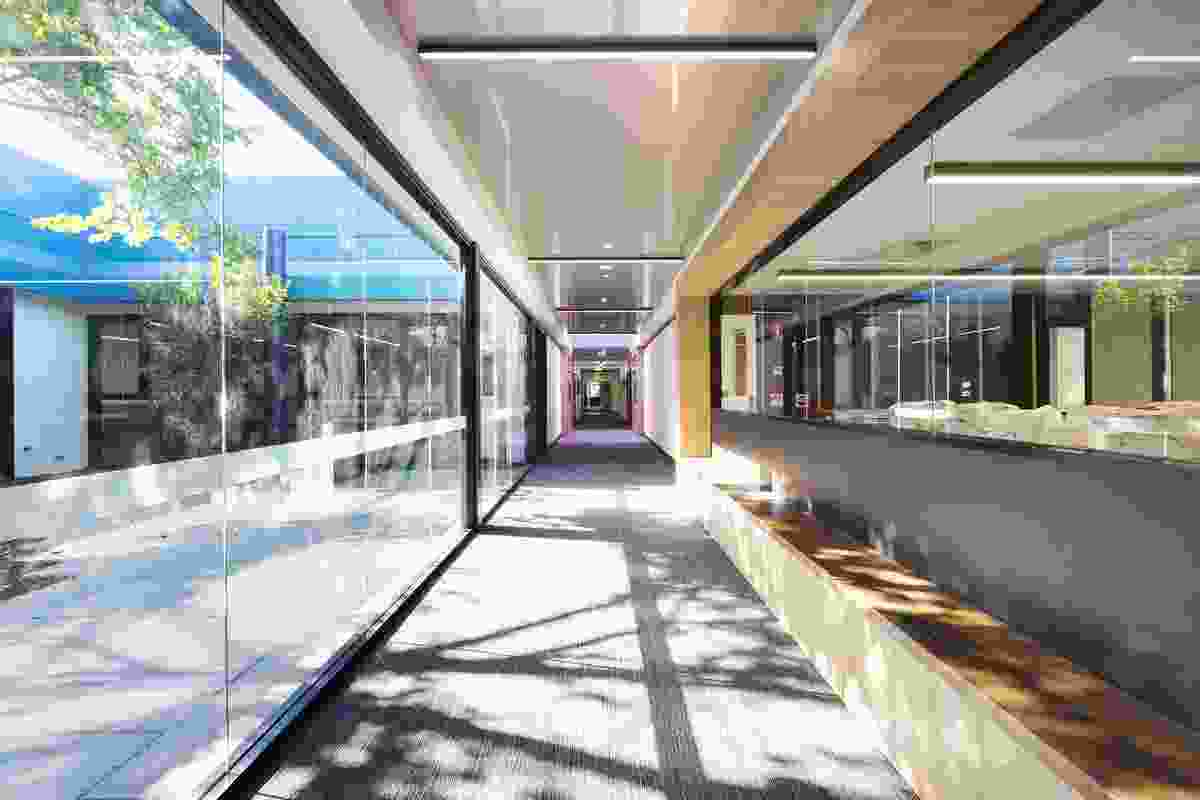 St Mary Mackillop College STEM Centre by Thursday Architecture.