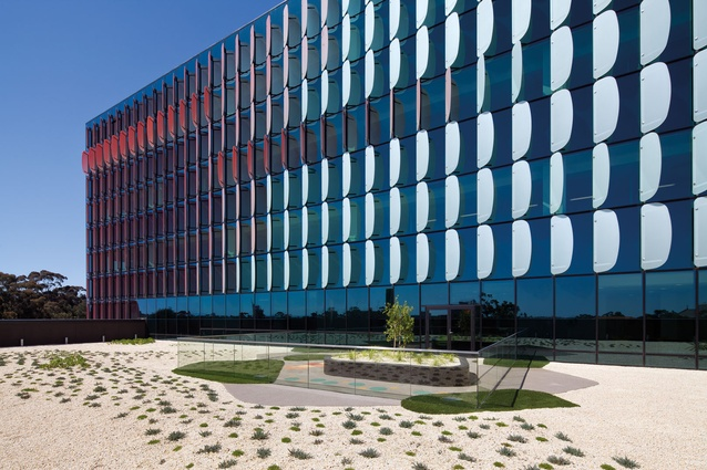 Design Excellence & Innovation Award: The Royal Children's Hospital by Billard Leece Partnership and Bates Smart.