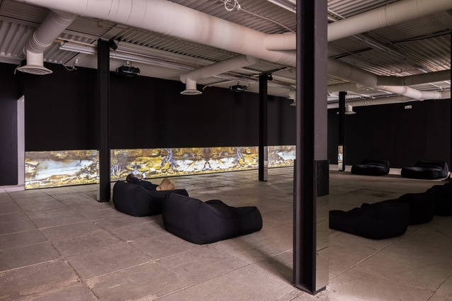 Room 11's exhibition at the Venice Architecture Biennale.