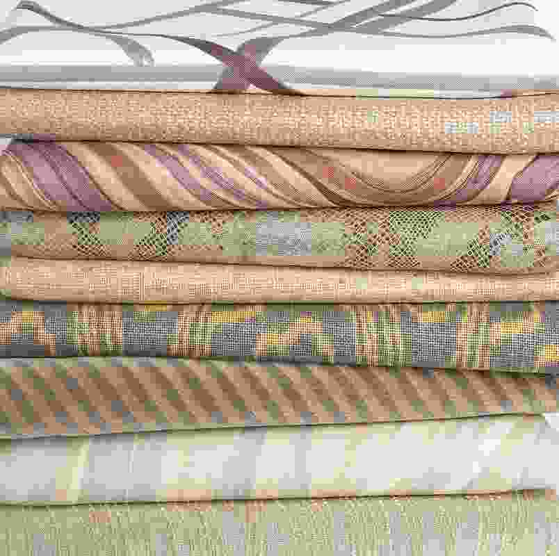 Lee Jofa Chanel fabrics by Kelly Wearstler with Groundworks.