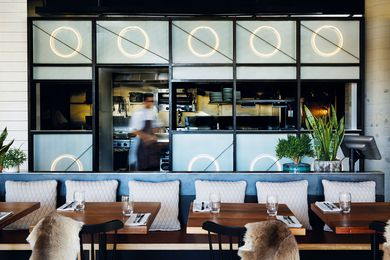 Winner of Best Restaurant Design – 