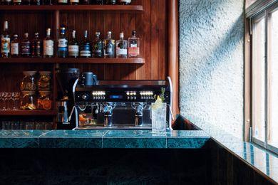 Best Bar Design: Malt and Juniper by Sans-Arc Studio.