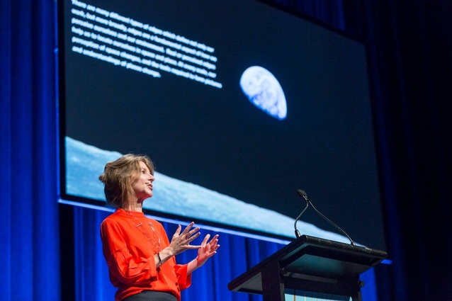 Sarah Manning at the 2018 National Architecture Conference.