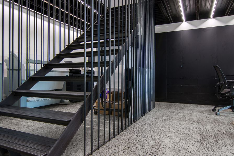 Architects Office by David Edelman Architects.