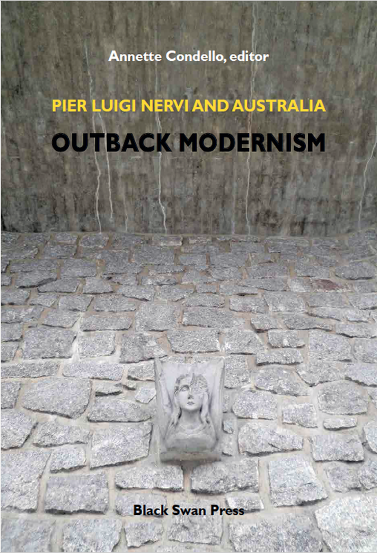 The exhibition catalogue Pier Luigi Nervi and Australia: Outback Modernism, edited by Annette Condello, a senior lecturer of Architecture at Curtin University who co-curated the exhibition.